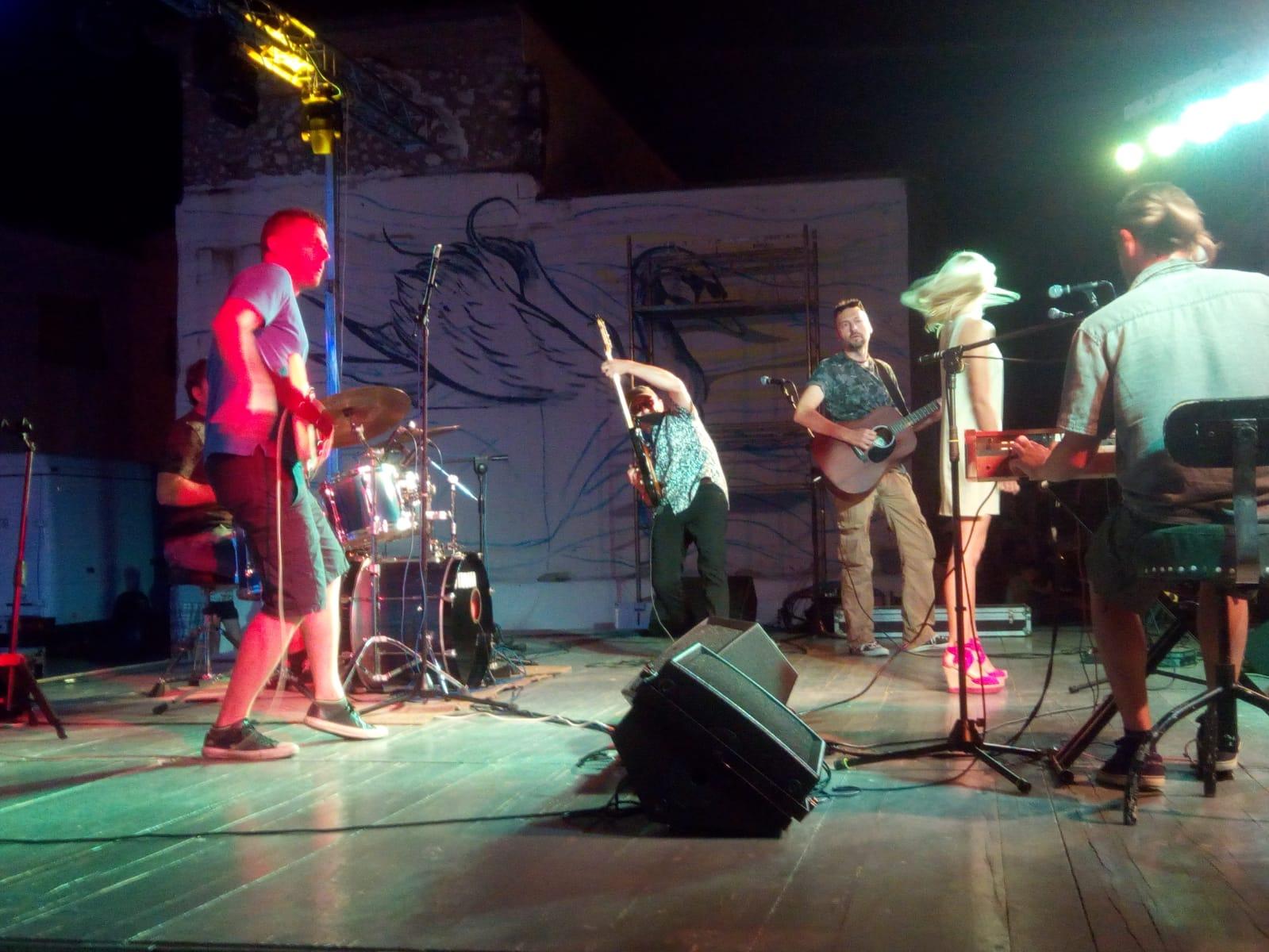 Održan koncert grupe Positivo