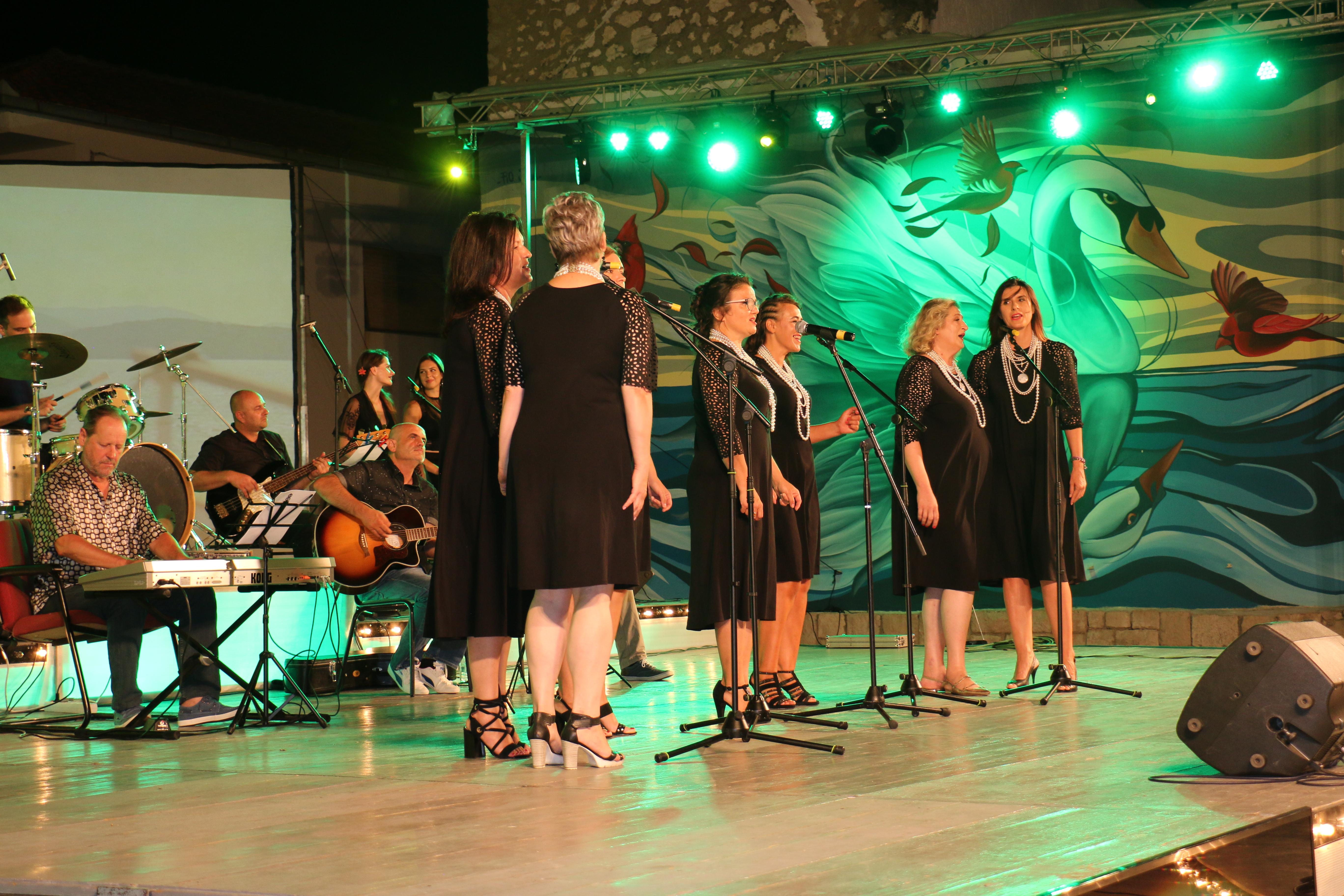 25. festival zabavne glazbe, Melodije hrvatskog juga